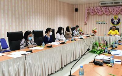 ประชุมแผนพัฒนาคุณภาพการศึกษา
